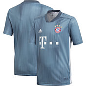 adidas Youth Bayern Munich 2018 Stadium Replica Third Jersey