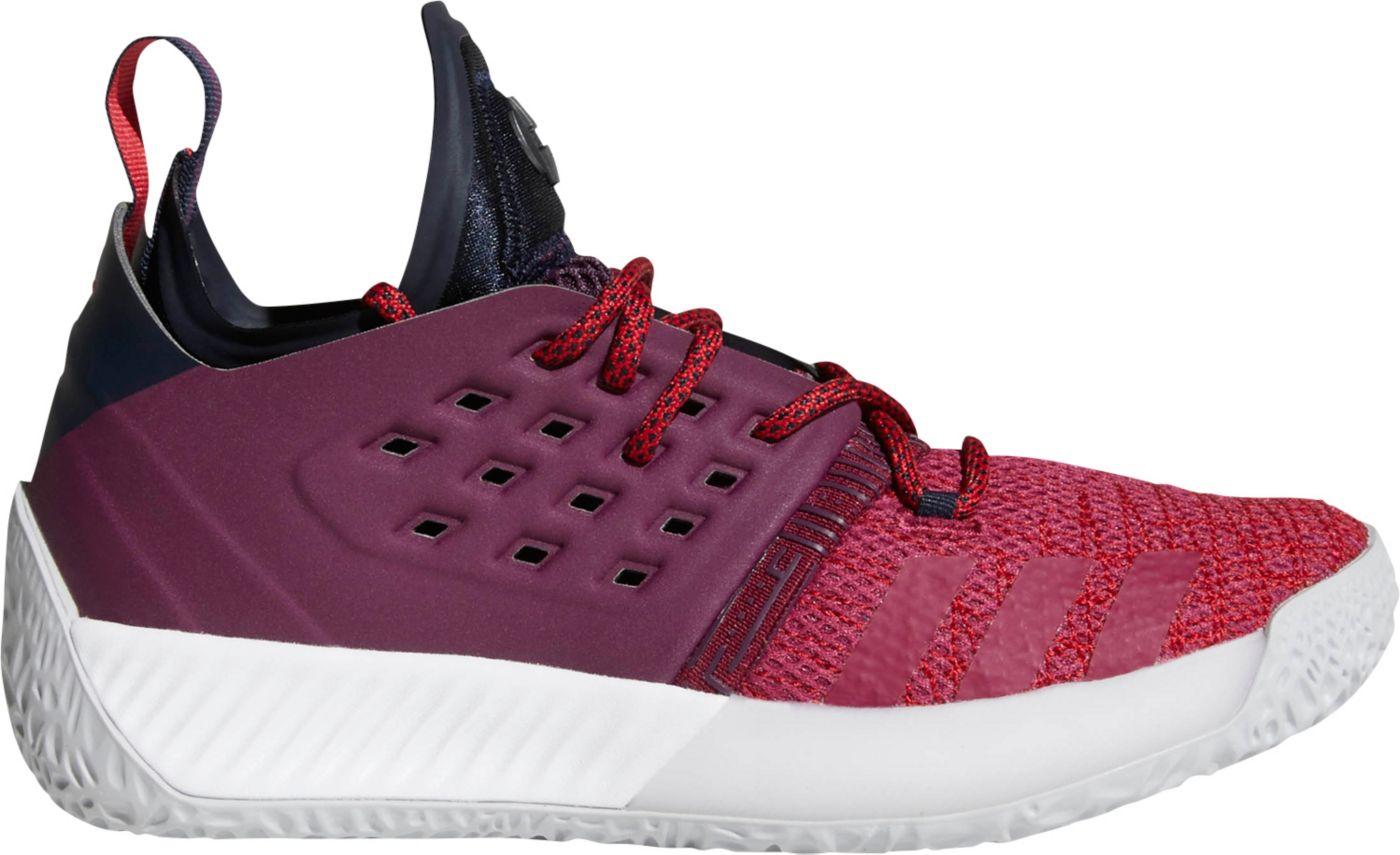 adidas Kids' Grade School Harden Vol. 2 Basketball Shoes