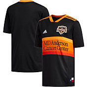 adidas Youth Houston Dynamo Secondary Replica Jersey