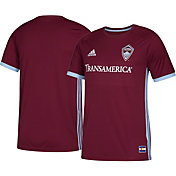 adidas Youth Colorado Rapids Primary Replica Jersey