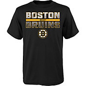 NHL Youth Boston Bruins T-Rex Black T-Shirt
