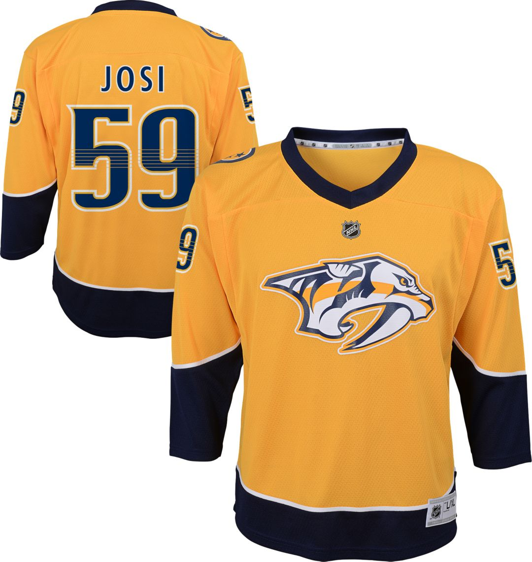 the latest 93daf 39fcb NHL Youth Nashville Predators Roman Josi #59 Replica Home Jersey