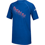 adidas Youth New York Rangers Drifting Royal T-Shirt