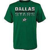 NHL Youth Dallas Stars T-Rex Green T-Shirt