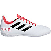adidas Kids' Predator Tango 18.4 Indoor Soccer Shoes