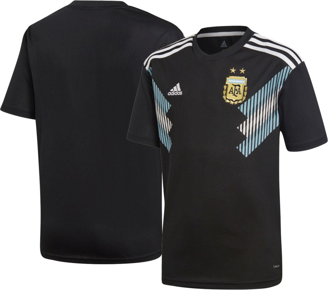 defba37d948eb adidas Youth 2018 FIFA World Cup Argentina Stadium Away Replica Jersey 1