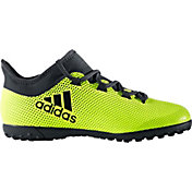 adidas Kids' X TANGO 17.3 Turf Soccer Cleats