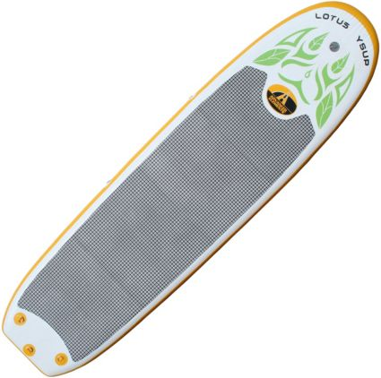 Advanced Elements Lotus Yoga Inflatable Stand-Up Paddle Board and Paddle