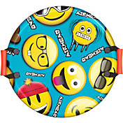 Airhead Emoji Squad Foam Disc Snow Sled