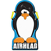 Airhead Silly Penguin Snow Sled
