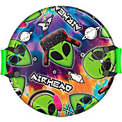 Airhead Tie Dye Alien Foam Disc Snow Sled