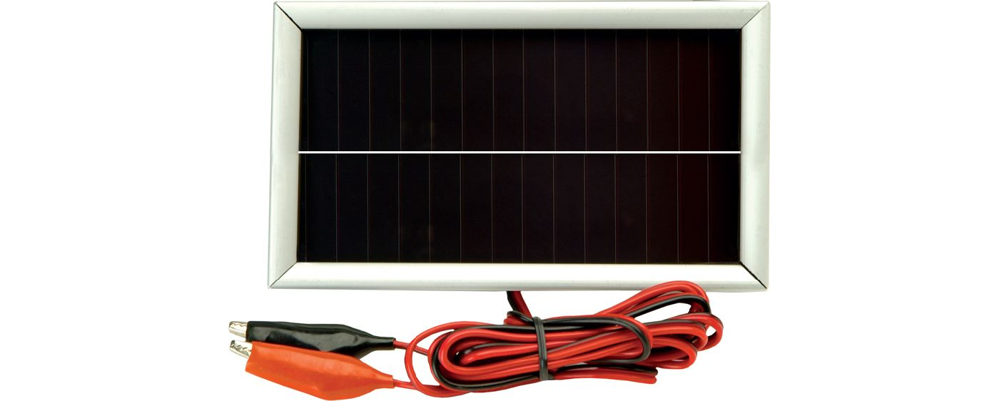American Hunter 12V Economy Solar Charger