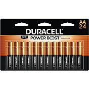 Duracell Coppertop AA Alkaline Batteries – 24 Pack