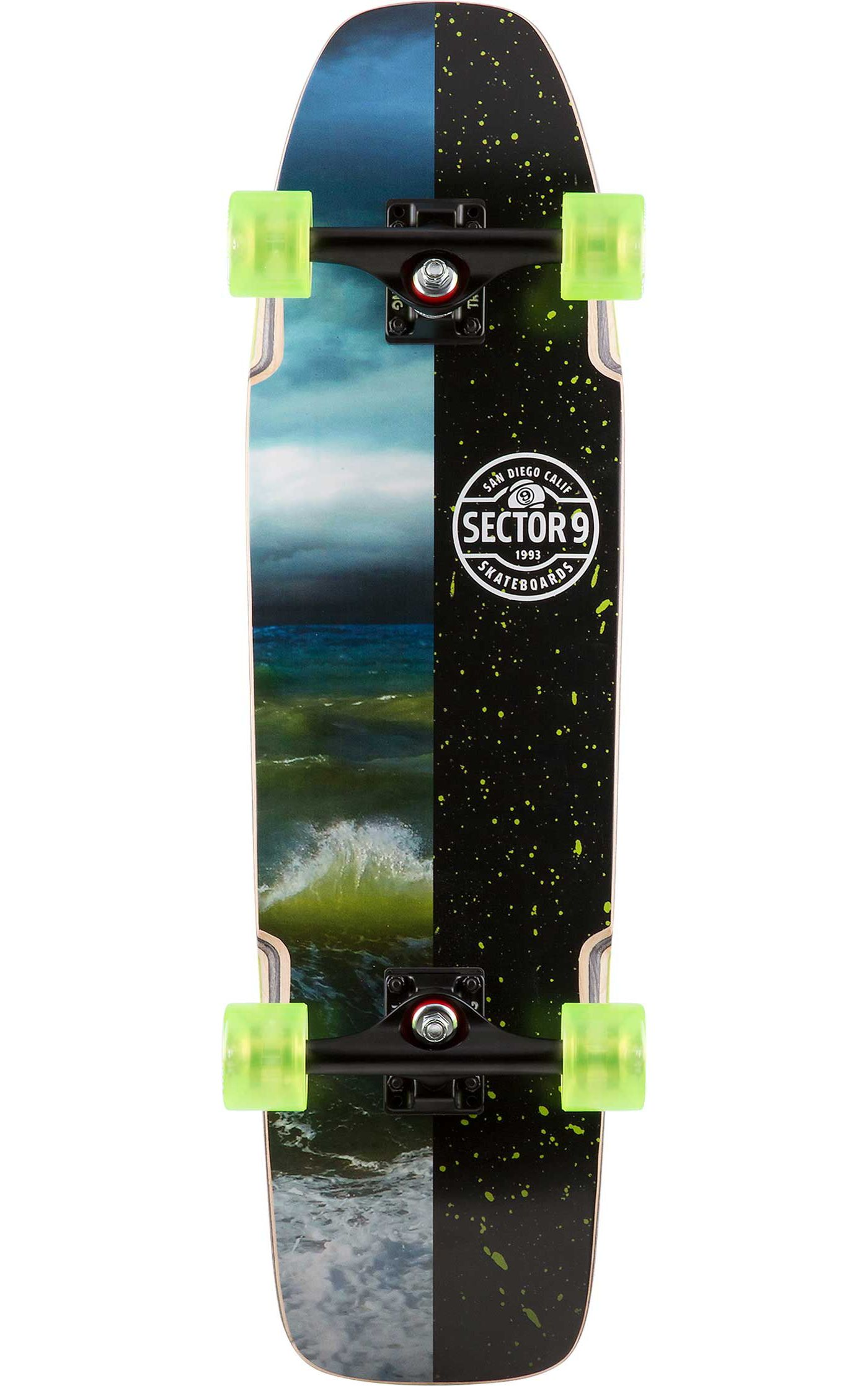 Sector 9 30.5'' Scout Complete Skateboard