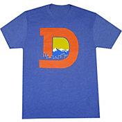 Aksels Men's Denver D Tri-Blend T-Shirt