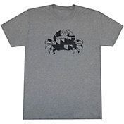 Aksels Men's Maryland Crab Tri-Blend T-Shirt