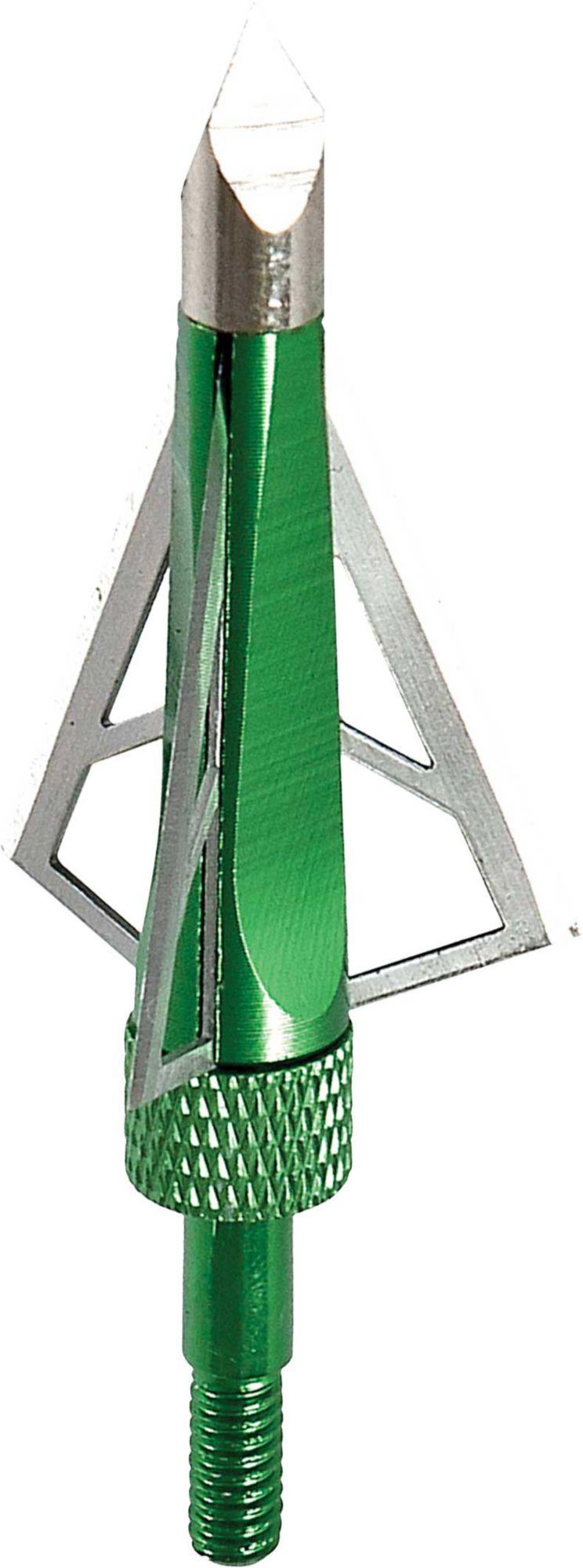 Allen Gunnison 3 Blade Fixed Blade Broadhead - 100 Grain thumbnail