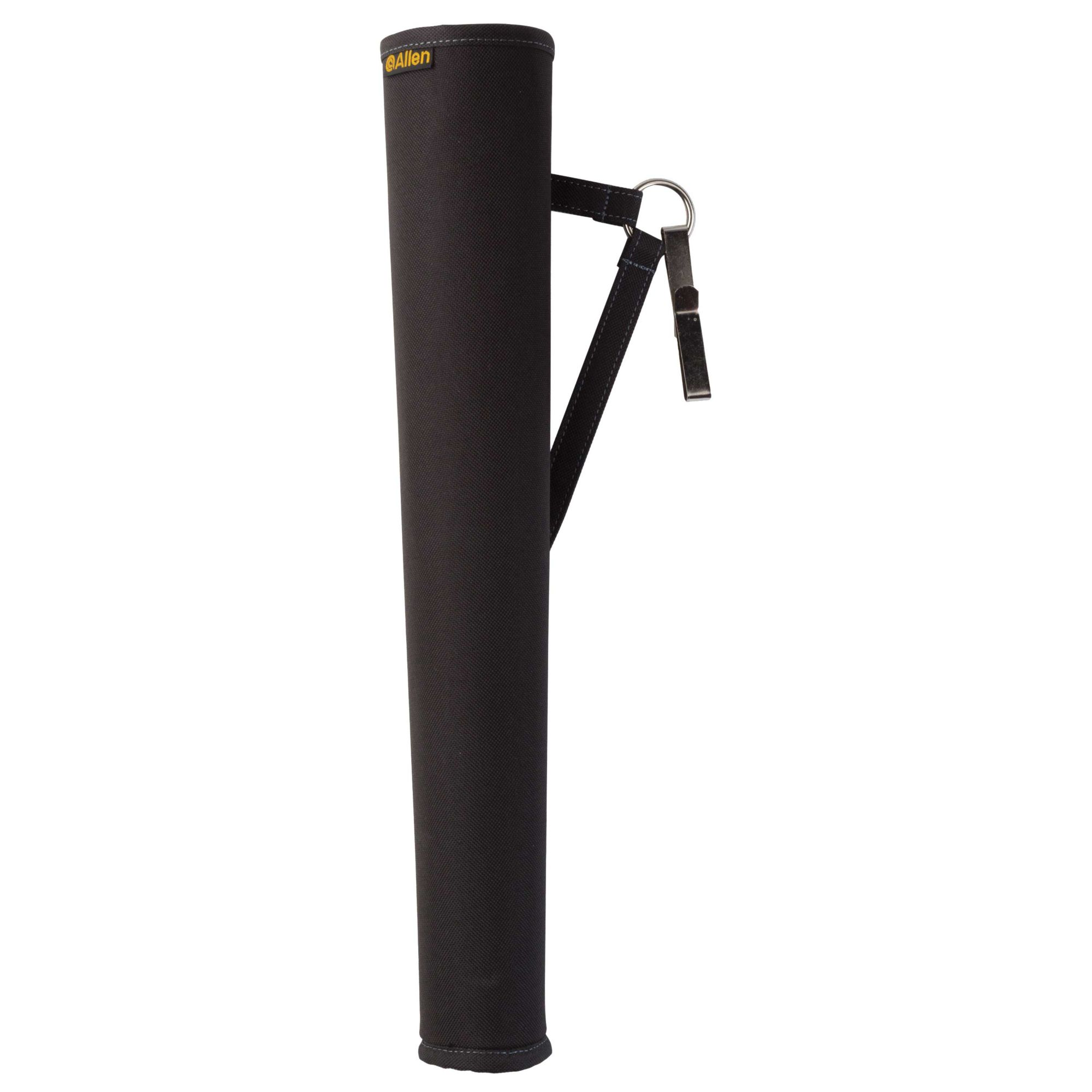 Allen Tube Hip Quiver, Black