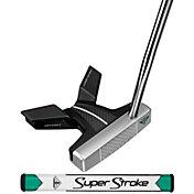 Toulon Design Indianapolis Putter – SuperStroke Mid Slim 2.0 CounterCore Grip