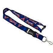 Atlanta Braves Navy Lanyard