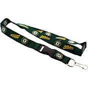 Oakland Athletics Green Lanyard