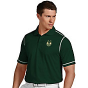 Antigua Men's Milwaukee Bucks Icon Green Performance Polo