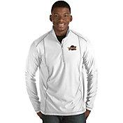 Antigua Men's Cleveland Cavaliers Tempo White Quarter-Zip Pullover