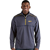 Antigua Men's Denver Nuggets Prodigy Quarter-Zip Pullover