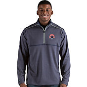 Antigua Men's Washington Wizards Prodigy Quarter-Zip Pullover