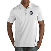 Antigua Men's Butler Bulldogs White Quest Polo