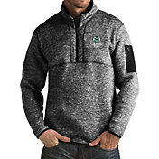 Antigua Men's Colorado State Rams Black Fortune Pullover Jacket
