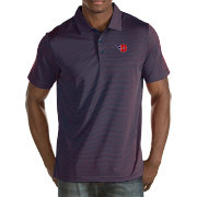 Antigua Men's Dayton Flyers Red Quest Polo
