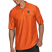 Antigua Men's Florida Gators Orange Illusion Polo