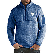 Antigua Men's Air Force Falcons Blue Fortune Pullover Jacket