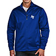 Antigua Men's Air Force Falcons Blue Full-Zip Golf Jacket