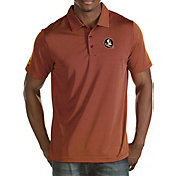 Antigua Men's Florida State Seminoles Garnet Quest Polo