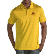 Antigua Men's Minnesota Golden Gophers Gold Quest Polo