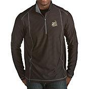 Antigua Men's Charlotte 49ers Black Tempo Half-Zip Pullover