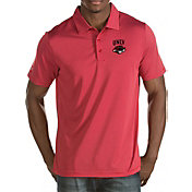 Antigua Men's UNLV Rebels Scarlet Quest Polo