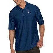 Antigua Men's Villanova Wildcats Navy Illusion Polo