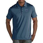 Antigua Men's Villanova Wildcats Navy Quest Polo