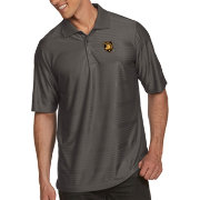 Antigua Men's Army West Point Black Knights Grey Illusion Polo