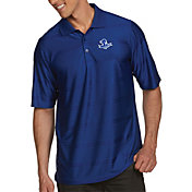 Antigua Men's Seton Hall Seton Hall Pirates Blue Illusion Polo