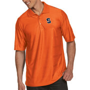 Antigua Men's Syracuse Orange Orange Illusion Polo