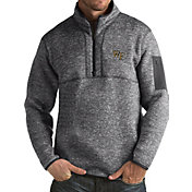 Antigua Men's Wake Forest Demon Deacons Grey Fortune Pullover Jacket