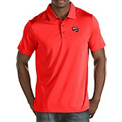 Antigua Men's Western Kentucky Hilltoppers Red Quest Polo