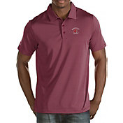 Antigua Men's Washington State Cougars Crimson Quest Polo