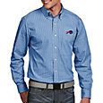 Antigua Men's Buffalo Bills Associate Button Down Dress Shirt