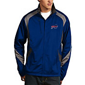 Antigua Men's Buffalo Bills Tempest Royal Full-Zip Jacket