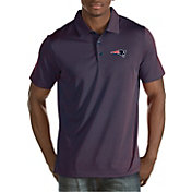 Antigua Men's New England Patriots Quest Polo